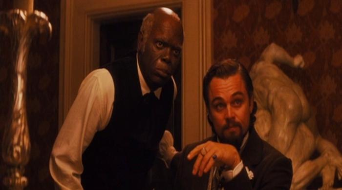 Samuel L Jackson- Django Unchained